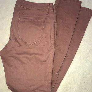 Blush Pink Pants